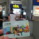 You may purchase your Octopus Cards online or just when you arrive at the Airport