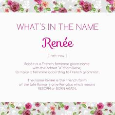 Whats In The Name Announcement