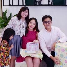 With Hannah & Tita Dory's representative, Drew!